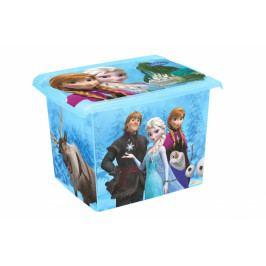 Keeeper Box na hračky, dekorační  Frozen 20,5 l