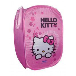 Praktický úložný box do dětského pokoje Hello Kitty