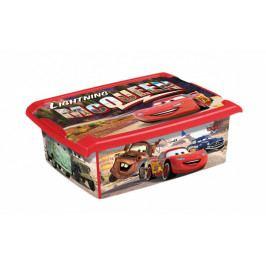 Keeeper Box Cars 10 l - červený