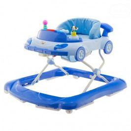 EURO BABY Multifunkční chodítko Autíčko - modré