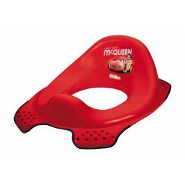 Keeeper Adaptér - treningové sedátko na toaletu Cars - červený