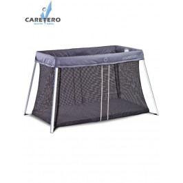 Dětská skládací ohrádka CARETERO Easy grey