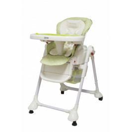 Coto baby Jídelní židlička a houpačka 2v1 Zefir 2017 - zelená