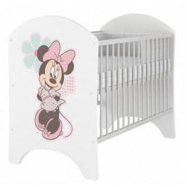Dětská postýlka Disney s Minnie 120x60cm