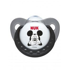 Šidítko NUK Trendline Mickey 0-6m šedé