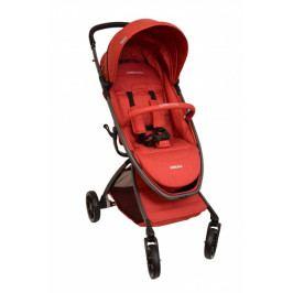Coto baby Coto Baby Kočárek  Verona 2017 Comfort Line - Red Linen