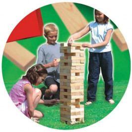 Classic world Dřevěné hračky - Dřevěná hry - Velká jenga