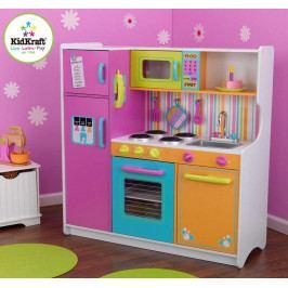 Kidkraft KidKraft dětská kuchyňka velká Big Bright Deluxe