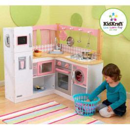 Kidkraft Dřevěné hračky - KidKraft Kuchyňka grand gourmet