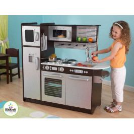 Kidkraft Dřevěné hračky - KidKraft Kuchyňka UPTOWN ESPRESSO