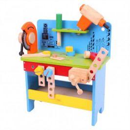 Bigjigs Toys Bigjigs Toys dřevěné hračky - pracovní ponk