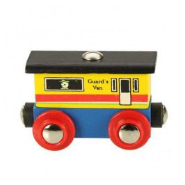 Bigjigs Rail Bigjigs Rail dřevěná vláčkodráha - Vagónek