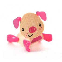 Hape HAPE dřevěné zvířátka- Prasátko