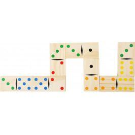 Small foot by Legler Dřevěné hračky - dřevěné hry - Obří domino