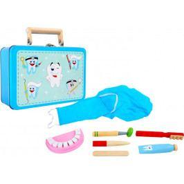 Small foot by Legler Dětský zubařský set v kufříku
