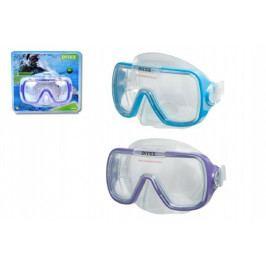 Teddies Potápěčské brýle na kartě 22x20x7cm 8+