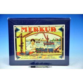 Merkur Toys Stavebnice MERKUR Classic C05 217 modelů v krabici 36x28x6cm