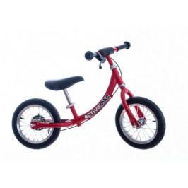"""ACTIVE BIKE Odrážedlo červené kov 12"""" nosnost 30kg v krabici 73x33x18cm Active Bike 2+"""