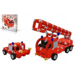 Vista Stavebnice Seva Rescue 1 hasiči plast 545ks v krabici 35x33x8cm
