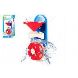 Lena Vodní mlýnek plast 15cm v krabici 12m+