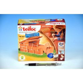 Směr Stavebnice Teifoc Domek Horses v krabici 18x15x8cm