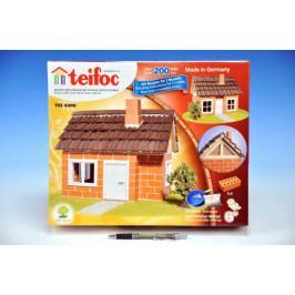 Směr Stavebnice Teifoc Domek Carlos 200ks v krabici 35x29x8cm