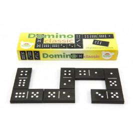 Teddies Domino Classic 28ks společenská hra plast v krabičce 21x6x3cm