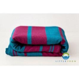 LITTLE FROG Little FROG Tkaný šátek na nošení dětí -  CHAROIT