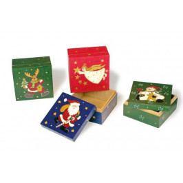 Small foot by Legler Vánoční dekorace - Vánoční krabičky