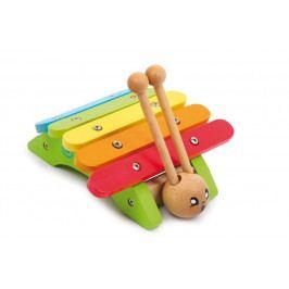 Small foot by Legler Dřevěné hračky - Dětské hudební nástroje - Xylofon šnek