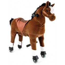 Small foot by Legler Pohyblivý dětský jezdecký kůň - Hříbě na kolečkách