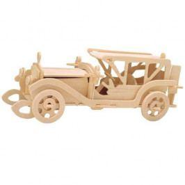 Woodcraft construction kit Dřevěné 3D puzzle dřevěná skládačka auta - Sumbeam P017