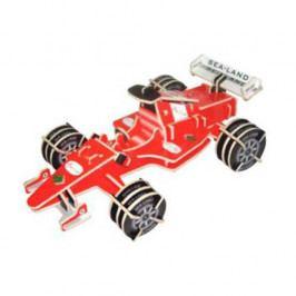 Woodcraft construction kit Dřevěné 3D puzzle dřevěná skládačka auta - Formule PC081
