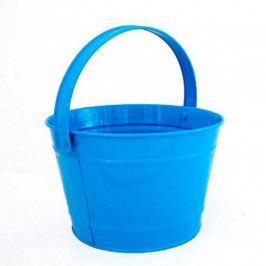Twigz Twigz - Kovový kyblík modrý