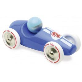 Vilac Vilac dřevěné sportovní velké auto modré