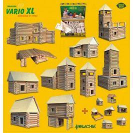 Walachia Dřevěná stavebnice Walachia Vario XL 184 dílů