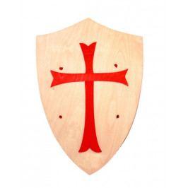 Fauna Fauna- Dřevěný štít s křížem