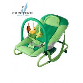 Dětské lehátko CARETERO Astral green