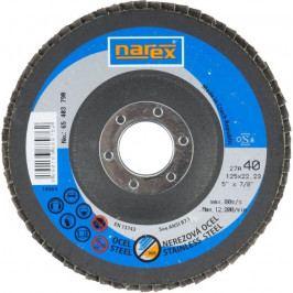 Kotouč lamelový 125mm P40 NAREX 65403790