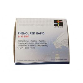 Vodní tester - náhradní tablety pH (250ks)