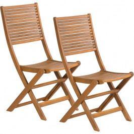 Skládací židle 2 ks FIELDMANN FDZN 4012