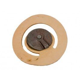 PV 306/75 klapka s přítěží A42