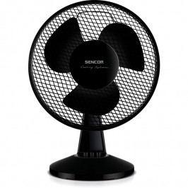 Stolní ventilátor SENCOR SFE 2311BK