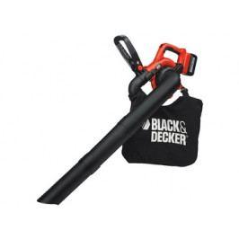 AKU zahradní vysavač/fukar Black & Decker GWC3600L20