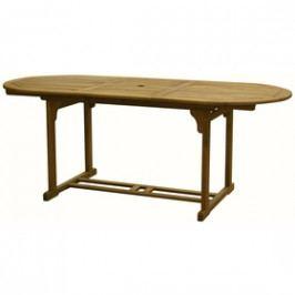 Oválný stůl FIELDMANN FDZN 4004-T