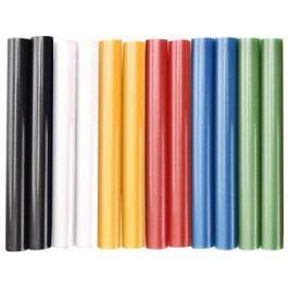 Tyčinky tavné, mix barev EXTOL CRAFT 9909