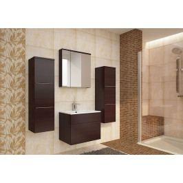 Moderní sestava do koupelny Peggy - wenge