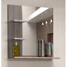 Levná police se zrcadlem do koupelny - Karin Bílá
