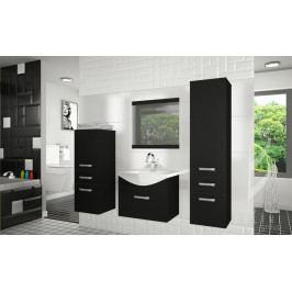 Moderní koupelnová sestava FINE 4PRO + zrcadlo a umyvadlo 01 ZDARMA 151