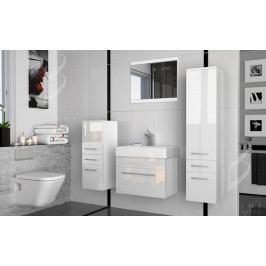 Moderní koupelnová sestava se zrcadlem ZDARMA 01